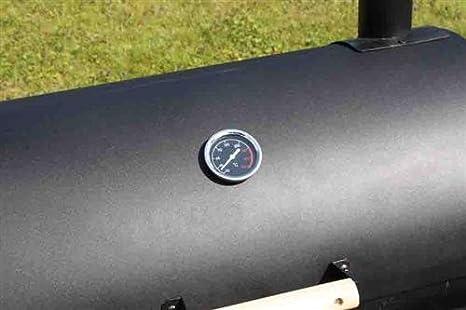 PROFI XXL 90kg-Smoker BBQ GRILLWAGEN