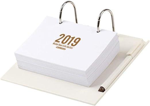 Grea 2019 Diario de Estudio Planificador semanal Mesa Escritorio ...
