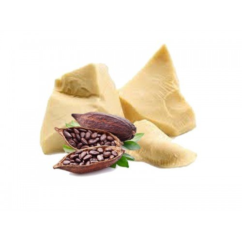 Cocoa Butter 100% Natural UnRefined (250g) by Mille Vertus
