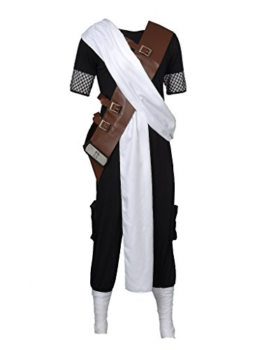 - CosFantasy Japan Anime Gaara Cosplay Costume mp000121 (Men XL)