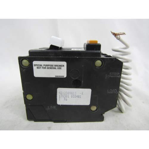 Eaton GFEP220 Plug-On Mount Type GFEP Ground Fault Equipment Protector 2-Pole 20 Amp 120//240 Volt AC