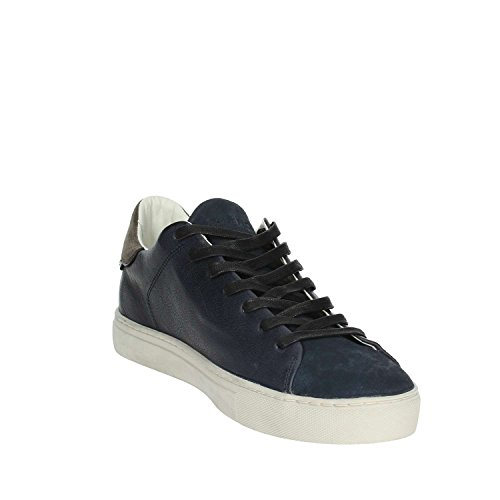 CRIME London Schuhe Beat Sneaker Blau Herren Blau