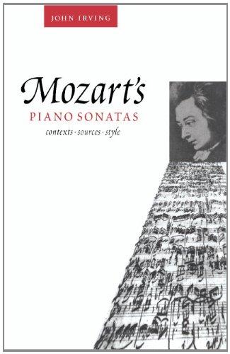 Mozart's Piano Sonatas: Contexts, Sources, Style by Brand: Cambridge University Press