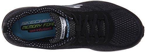 Skechers Skech-Air Infinity, Zapatillas de Deporte Exterior Para Mujer BKW