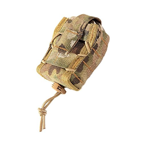 High Speed Gear MOLLE Handcuff Taco Adjustable to Almost All Handcuffs Pouch Multicam