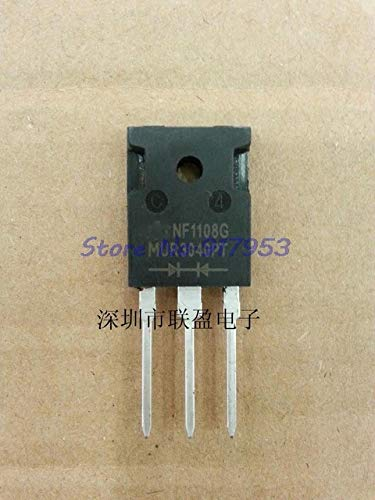 5pcs//lot MUR3040PT MUR3040 TO-247 Transistor Fast Recovery New Original