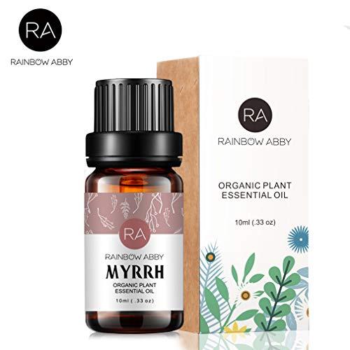Myrrh Essential Oil - 100% Pure, Aromatherapy Therapeutic Grade Essential Oil - 10 ml