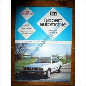 Ebooks téléchargement gratuit deutsch REVUE TECHNIQUE EXPERT AUTOMOBILE BMW SERIE 3 320I 323I E30 B00E25KOGY PDF