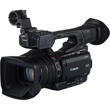 Review Canon XF205 High Definition