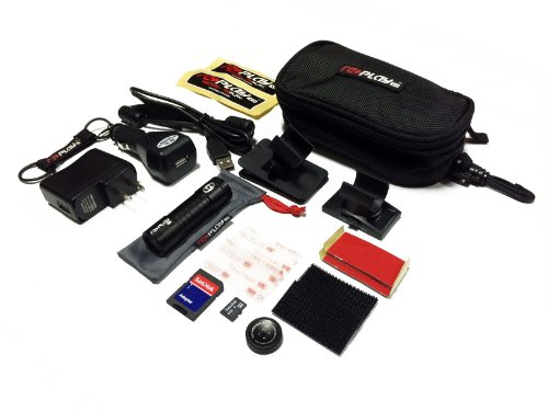 Replay XD480 Action Camera - Complete Kit