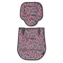 Britax B-Agile Fashion Stroller Kit, Pink Giraffe