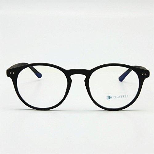 Kids Computer Glasses Anti Blue Ray, Free Blue Light Filter Radiation Blocking Gaming Glasses Teens Youth Boys Girls (black)