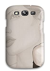 La Angel Nelson YY-ONE For Galaxy S3 - Retailer Packaging Angelina Jolie Celebrity Photos Protective Case