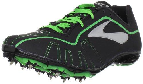 K-brooks De, Unisexe - Chaussures De Sport Adulte Noir Course (noir / Vert)