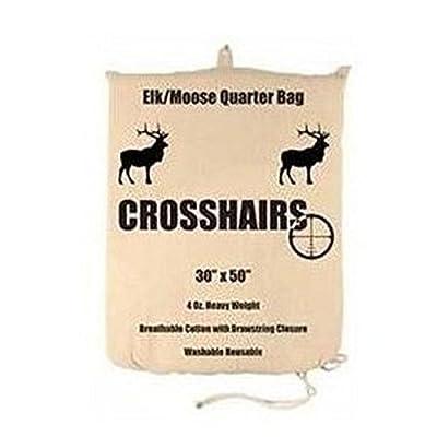 Lewis N Clark Crosshairs 30 x 50-Inch/4-Ounce-Elk/Moose Quarter Bag by Lewis N Clark
