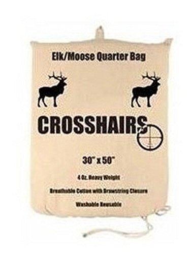 Lewis N Clark Crosshairs 30 x 50-Inch/4-Ounce-Elk/Moose Quarter Bag by Lewis N. Clark