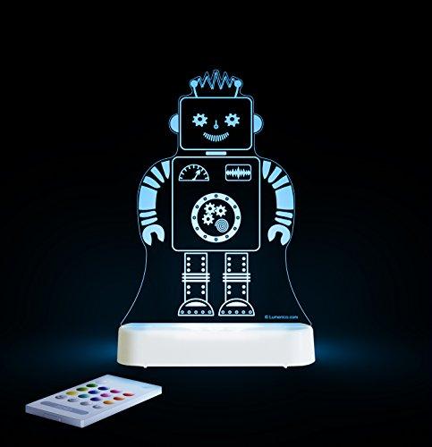 rainbow robot - 3