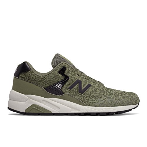New Balance , Baskets pour homme multicolore Bianco 43.0