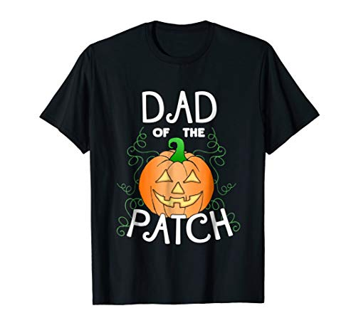 (Halloween Pumpkin Dad of The Patch T)