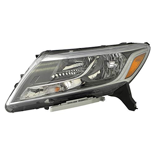 For 2013 2014 2015 Nissan Pathfinder/Hybrid Headlight Headlamp Driver Left Side Replacement NI2502221