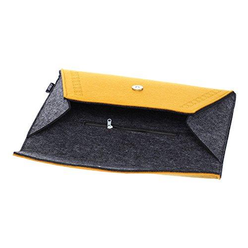 01 Ladies Color Evening Orange Blue Clutches Day Purse 2087 Handbag Bag Women BnqwE86Hv
