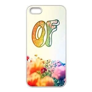 Customized OFWGKTA Iphone 5,5S Cover Case, OFWGKTA Custom Phone Case for iPhone 5,iPhone 5s at Lzzcase