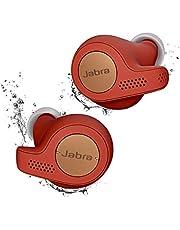 Jabra Elite Active 65t Écouteurs Bluetooth 5.0 True Wireless Sport avec Le Service Vocal Amazon Alexa Intégré - Rouge