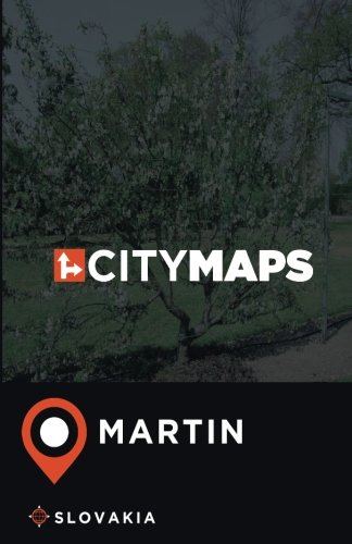 City Maps Martin Slovakia