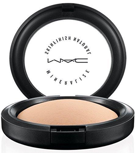 MAC Mineralize Skinfinish Medium Plus Face Powder for Women, 0.35 Ounce