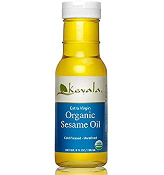 Kevala Extra Virgin Organic Sesame Oil
