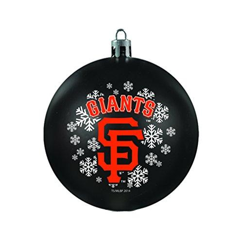 MLB San Francisco Giants Shatterproof Ball Ornament