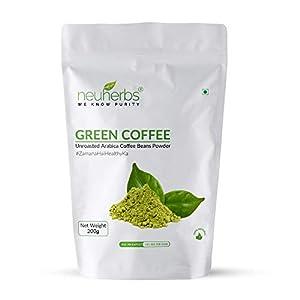 Neuherbs Green Coffee Beans Powder For Weight Loss: 200 G