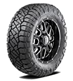 Nitto 255/80R17 Tires - Nitto Ridge Grappler All-Terrain Radial Tire - LT255/80R17 118Q