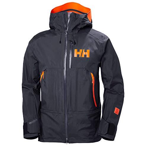 Helly Hansen Men's SOGN Shell Ski Jacket, Graphite Blue, XX-Large from Helly Hansen