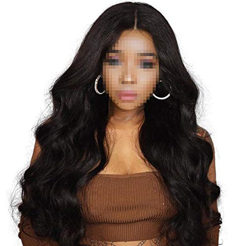 Body Wave Lace Front Human Hair Wigs For Black Women 150% Density Human Hair Wigs Pre Plucked With Baby Hair Remy Wig,10inches,150% -