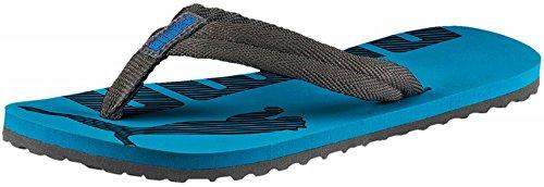 Puma Epic Flip V2 Jr Unisex-Kinder Zehentrenner ATOMIC BLUE-ASPHALT