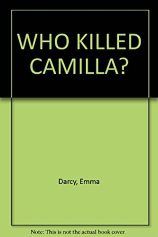 book cover of Who Killed Camilla?