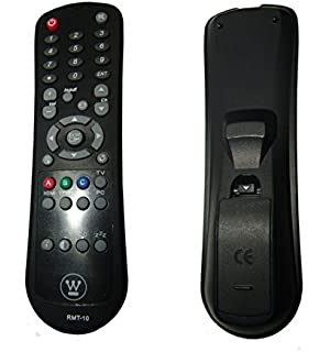 Amazon ur2 cbl cv02 cablevision remote control for scientific original westinghouse rmt 10 remote control lc46le835u lt19d610 sk26h640g sk26h730s sciox Gallery