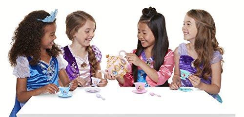 41IWZIbiblL - Disney Princess Royal Story Time Tea Set Pretend Play Toys