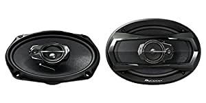 Pioneer TS-A6965R Car Speaker - Pair of 2 (Discontinued by Manufacturer)