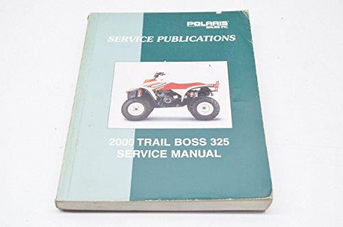 2001 polaris trail boss 325 atv repair manual pdf