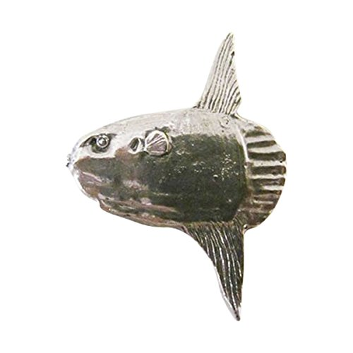 Ocean Fish Brooch - 8