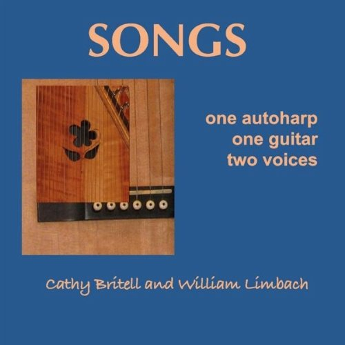 Songs One Autoharp One Guitar Two Voices