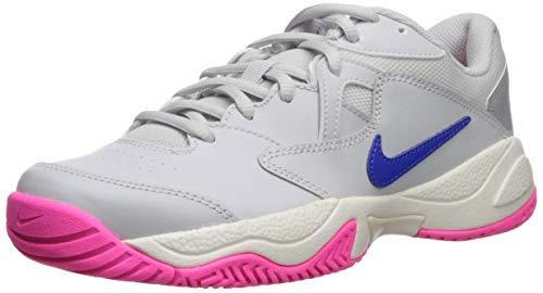 נעלי טניס לנשים nikecourt lite 2 לתמיכה ברגל במהלך המשחק