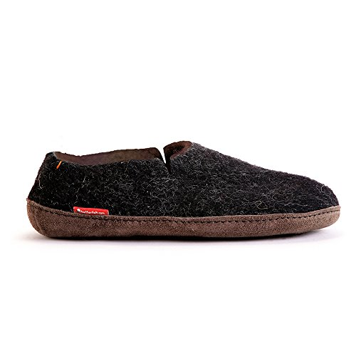 betterfelt Unisex Classic Shoe - All Natural Wool - Ultra Comfortable - Many Sizes and Colors by betterfelt