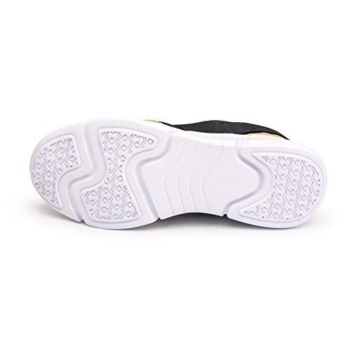 On Aleader Trainers Lightweight Shoes Running Summer Walking Black Shoes Breathable Women's Sports Slip wRgRxrBqX