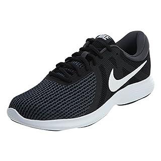 Nike Men's Revolution 4 Running Shoe, Black/White-Anthracite, 13 Regular US