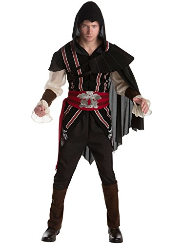 Adult Assassin's Creed Ezio Classic Costume (Assassin Halloween Costumes)