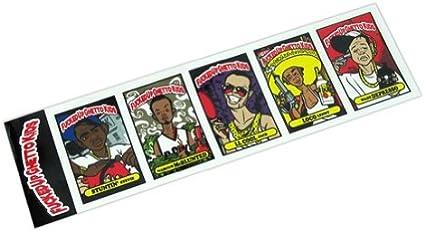 DGK Dirty Ghetto Kids Skateboard Decal Sticker Ninja Turtles Stickers Skate