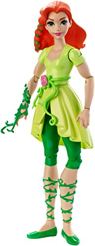 Mattel DC Super Hero Girls Poison Ivy 6